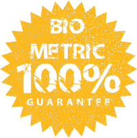 "usphoto ""100% Biometric"" Guarantee Seal"